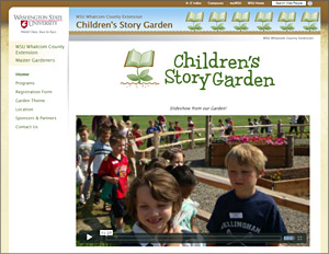 Children's Story Garden